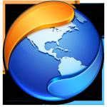 Icona Di Migliori Alternative Al Browser Google Chrome