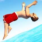 Icona di Migliori Giochi Di Agosto 2016 Flip Diving, Soccer Shootout, Mania Babysitter