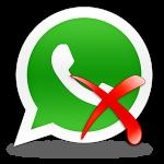 Come disattivare o cancellare l'account WhatsApp