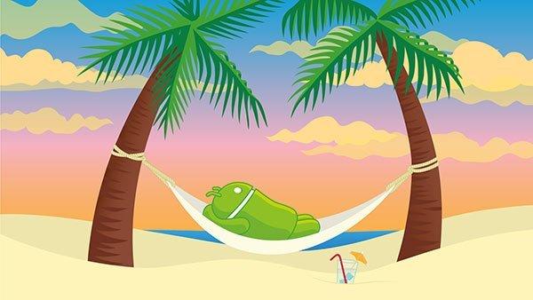Come impostare il tuo smartphone android in modalità vacanza e goderti le tue ferie!