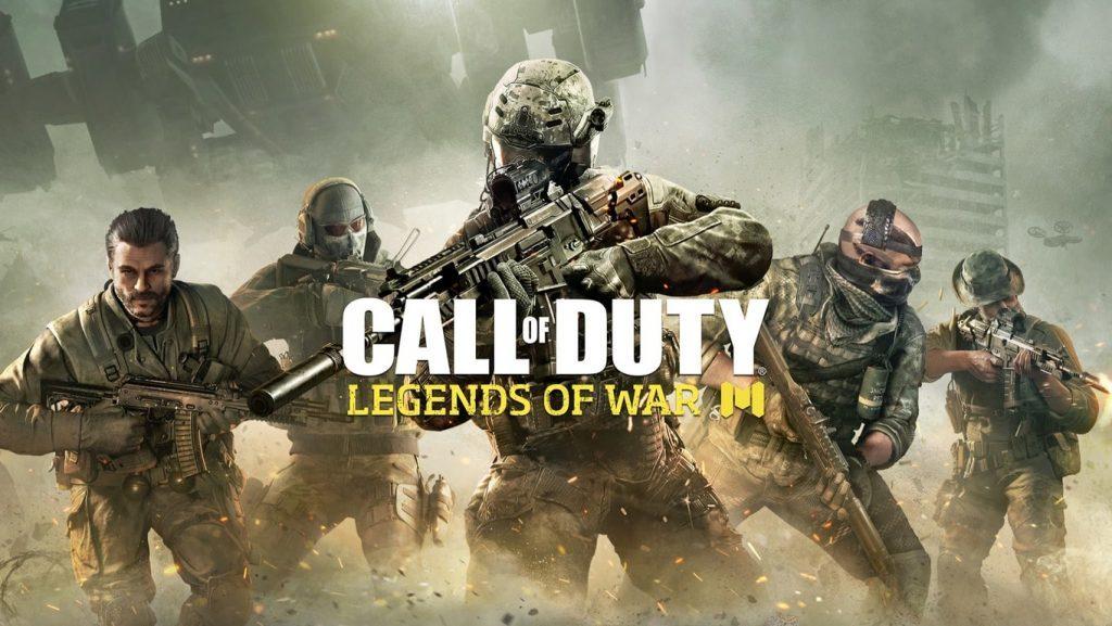 I migliori giochi Android di Ottobre 2019: Call of Duty Legends of War, The King of Fighters ALLSTAR e molti altri!