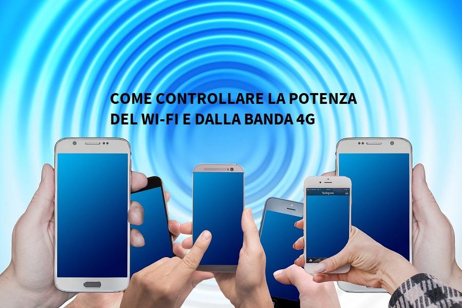 Come controllare la qualità del segnale, LTE e la banda 4G sul tuo Android con Signal Spy