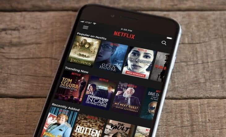 Le migliori alternative gratuite a Netflix per Android