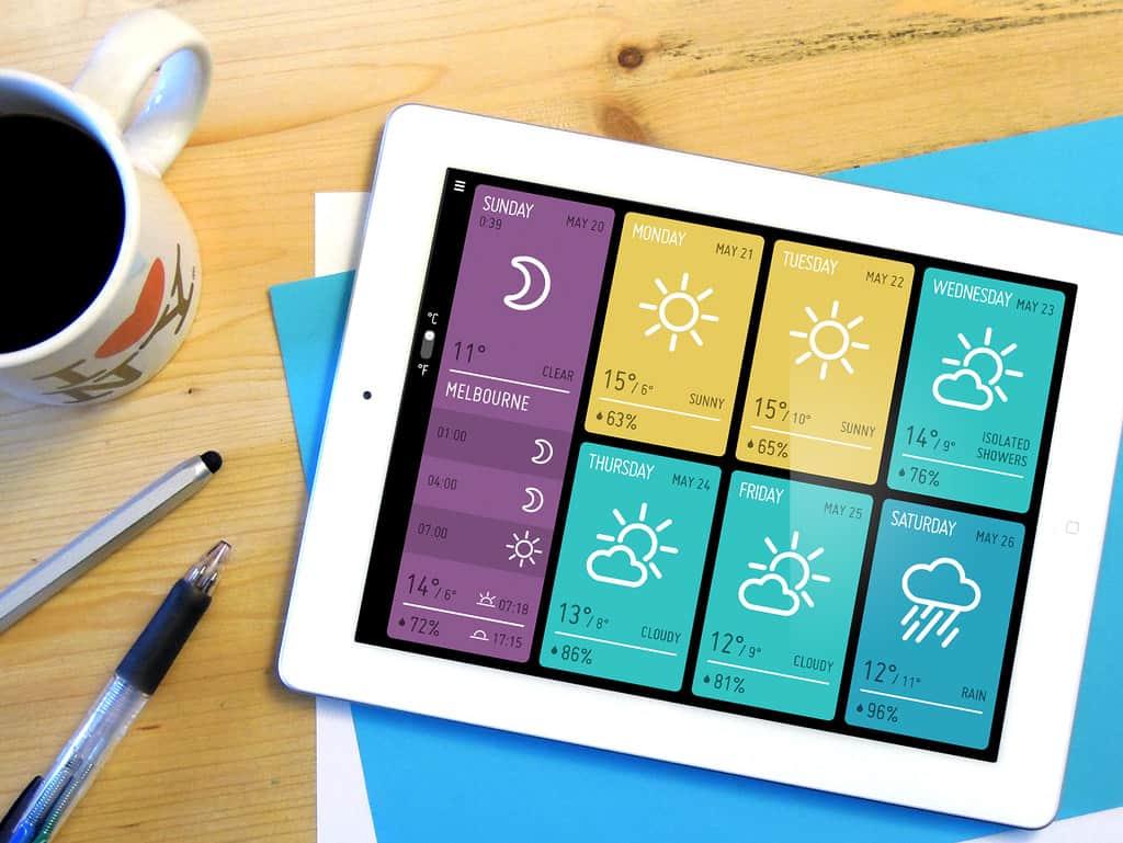 Le migliori app Android per il meteo che puoi scaricare gratuitamente