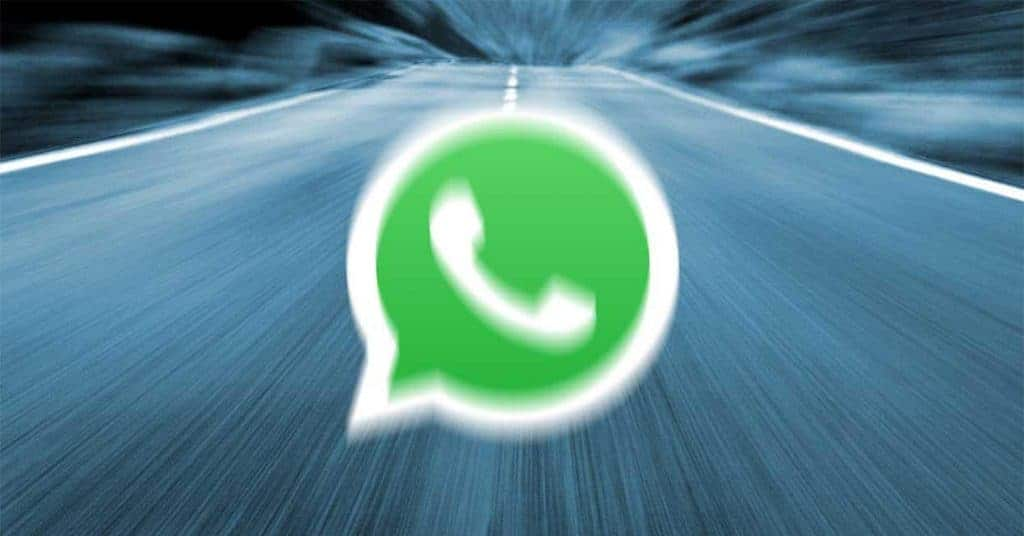 L'ultima versione di WhatsApp ti permette di velocizzare gli audio