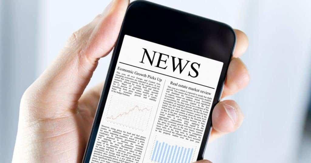 Le migliori applicazioni sulle notizie in tempo reale per Android