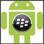 Immagine Di Possibile BlackBerry con sistema operativo Android?