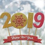 Die besten Apps für Silvester 2019: New Year GO Launcher Theme und Silvester Countdown
