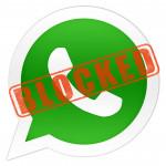 Wie man eine Blockierung bei WhatsApp umgehen kann