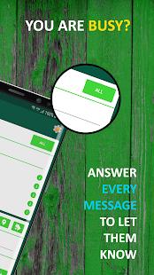 Image 1 Wie du in Android automatische Antworten an WhatsApp sendest