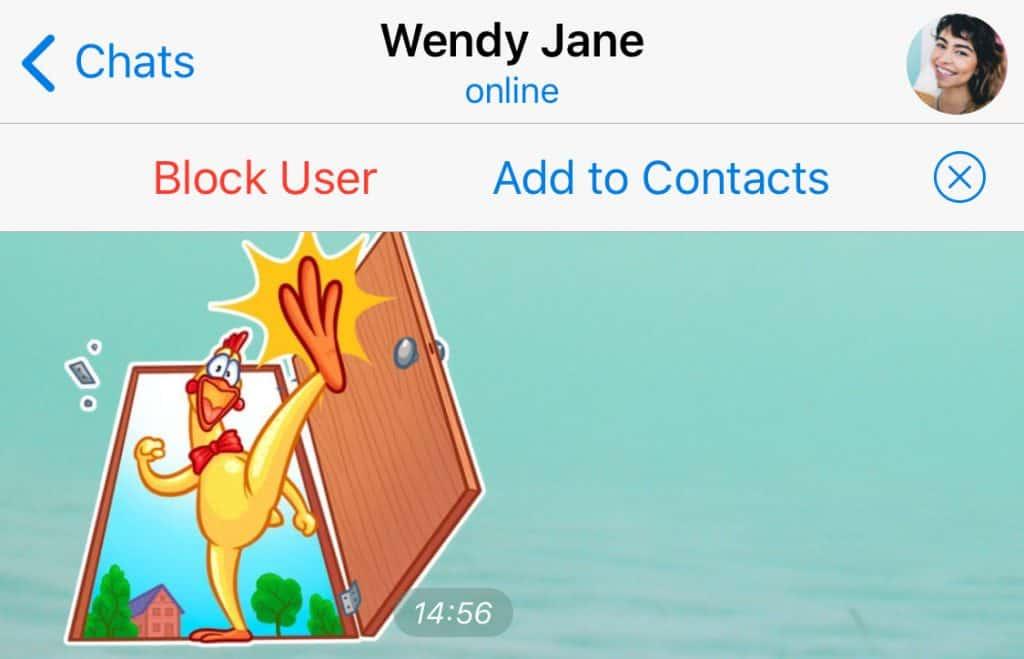 Telegram Kontakte Löschen Android