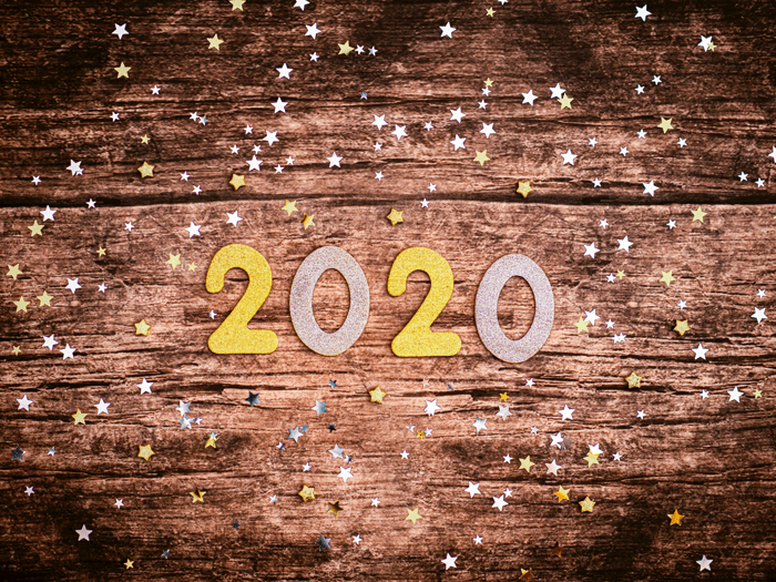 Die besten Themen und Apps um ins neue Jahr zu kommen