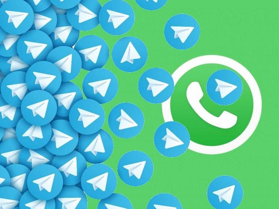Telegram Oder Whatsapp