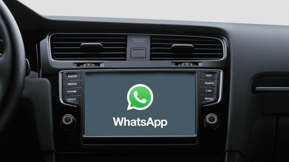 WhatsApp in Android Auto nutzen: Erfahre was geht und was nicht geht