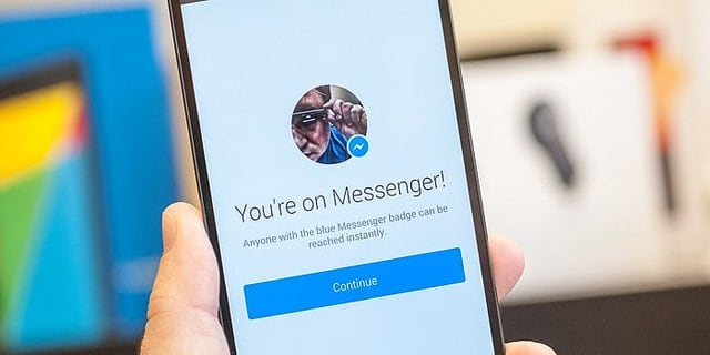 So startest du geheime Chats im Facebook Messenger