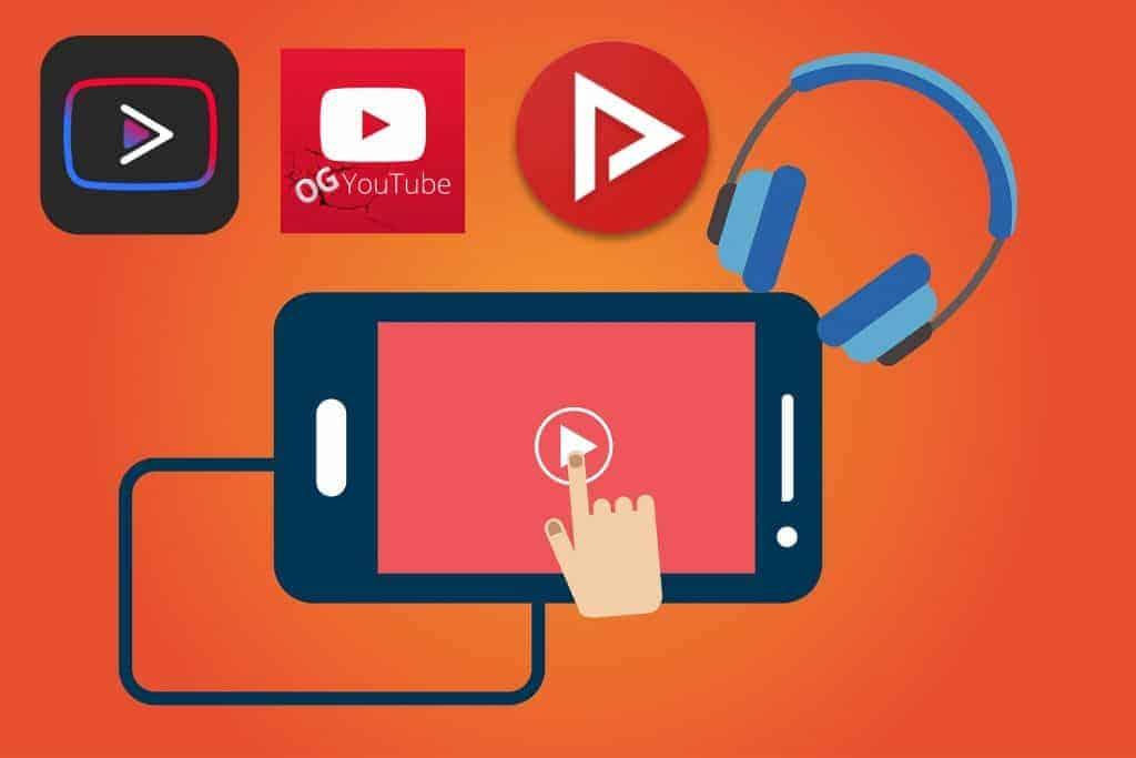 Die 5 besten alternativen Youtube Apps für Android