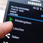 Wie Sie Anrufe mit Ihrem Android aufzeichnen!
