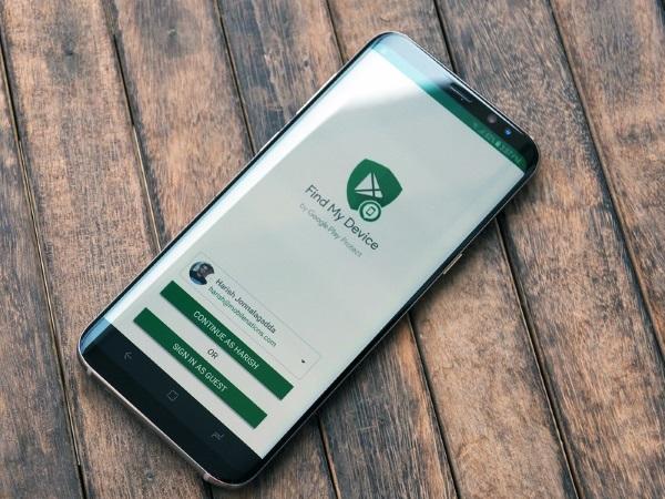 kaybolan veya Çalınan bir Android cihazdan veriler nasil silinir