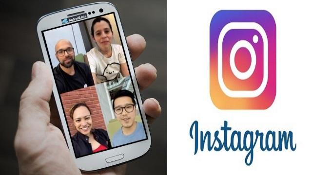 instagram da goruntulu görüşme nasil yapilir