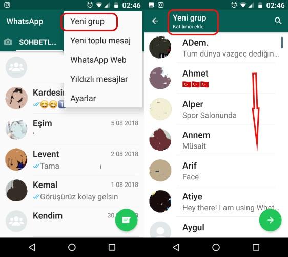 image 2 of Whatsapp'ta telegram benzeri kanallar nasil olusturulur