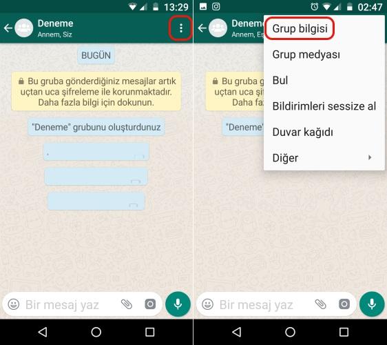 image 3 of Whatsapp'ta telegram benzeri kanallar nasil olusturulur