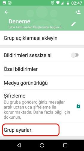 image 4 of Whatsapp'ta telegram benzeri kanallar nasil olusturulur