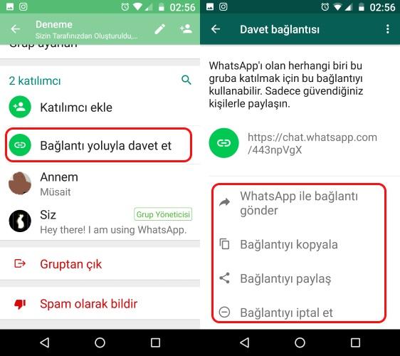 image 6 of Whatsapp'ta telegram benzeri kanallar nasil olusturulur