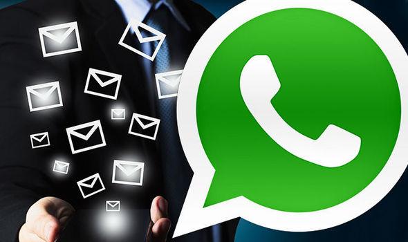 image of whatsapp mesajlar nasil iletilir