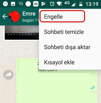 Image 7 whatsapp engelleme nasil yapilir