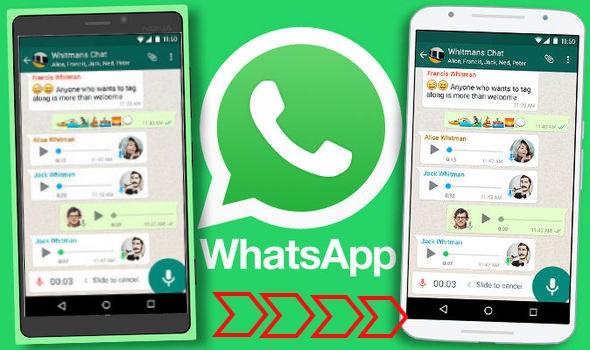 image of eski whatsapp sohbetleri yeni android akilli telefona nasil aktarilir