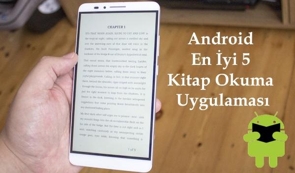 kitap okuma uygulaması