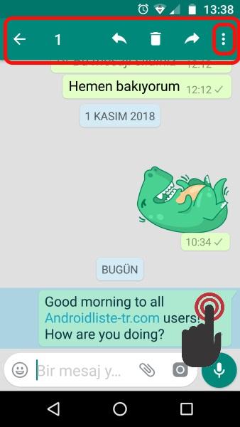 dil çeviri whatsapp facebook messenger