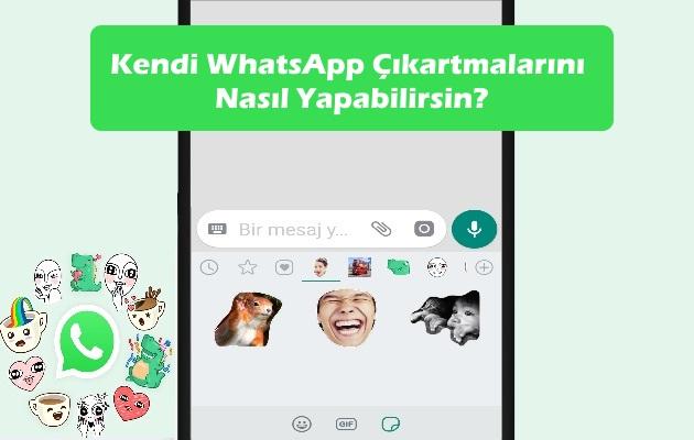 whatsapp çıkartmaları