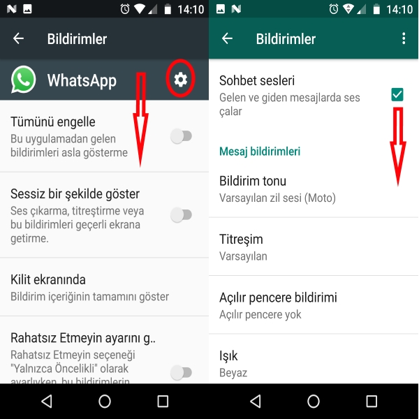 whatsapp problem