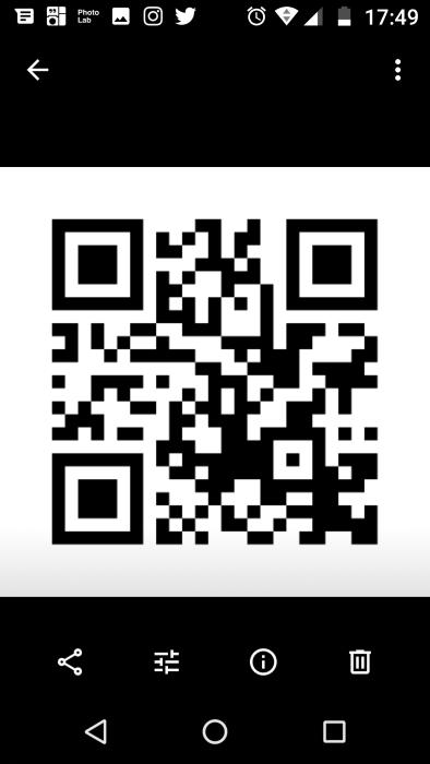 wifi şifresi paylaşma
