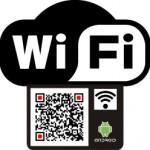 Android'de QR Kodu ile Wi-Fi Şifresi Paylaşma