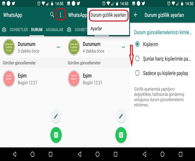 whatsapp-durum-hilesi