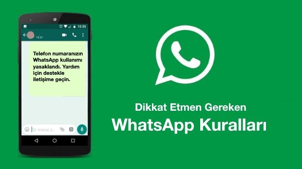 whatsapp-kuralları