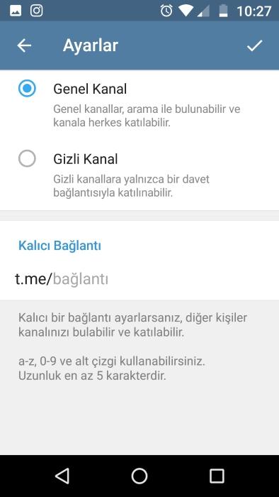 telegram-kanal-açma