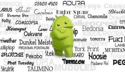 android-yazı-tipi-değiştirme rootsuz