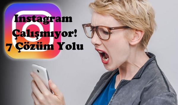 instagram-çalışmıyor