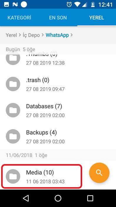 whatsapp-durum-kaydetme