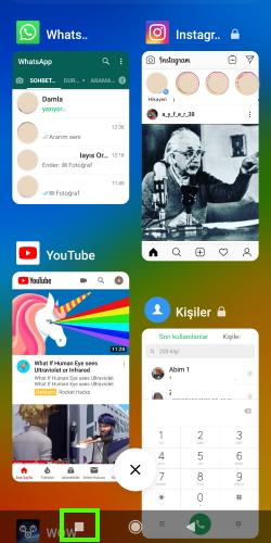 android-bölünmüş-ekran