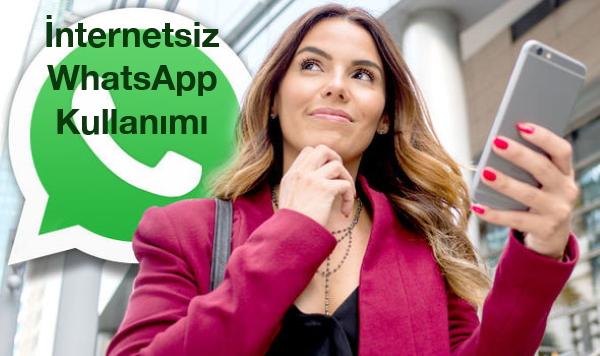 internetsiz-whatsapp-kullanımı