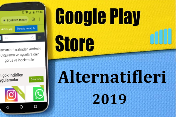 google-play-store-alternatifleri