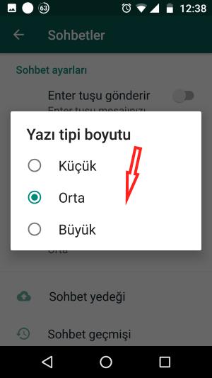 whatsapp-yazı-stili-değiştirme