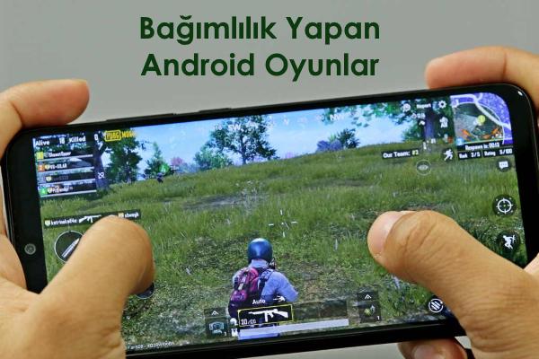 COVID-19: Bağımlılık Yapan Android Oyunlar ile Salgında Sıkılmayı Unut!