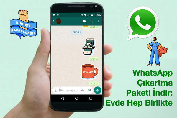 whatsapp-çıkartma-paketi-indir-evde-hep-birlikte