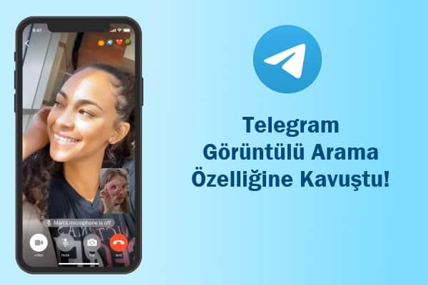 telegram-görüntülü-arama