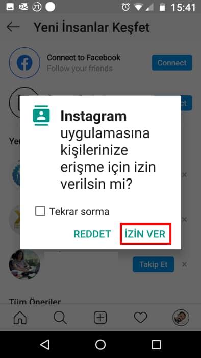 telefon-numarasından-instagram-hesabını-bulma